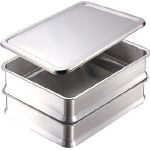 ECO Clean Rectangular Stacking Vat