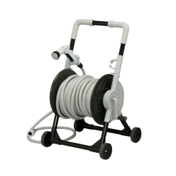 IRIS Carrying Hose Reel 30 m Gray