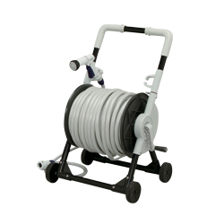 IRIS Carrying Hose Reel 50 m Gray
