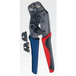 Manual One-Hand Tool, Crimp Terminal with Insulation Coating, for Sleeve 34S