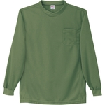 47674 Sweat-Absorbing, Quick Drying, Long-Sleeve T-shirt