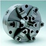 TC Type 6-Jaw Scroll Chuck Split Jaw (With Hard Jaw / Soft Jaw) Ordinary Type