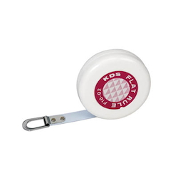 Small Tape Measure Flat Rule (Steel)