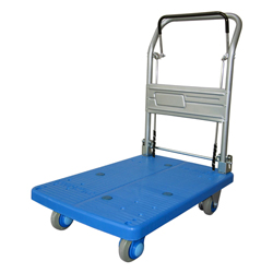 Drum Brake Trolley, Handle Folding Type