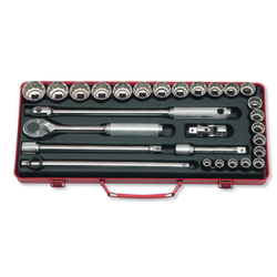 "Hand Socket 1/2"" ""(12.7 mm) Socket Set 4241A"