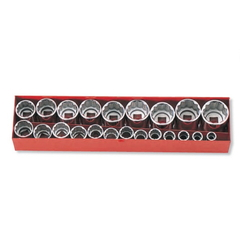 "Hand Socket 1/2"" ""(12.7 mm) Socket Set 4251M/4251A"