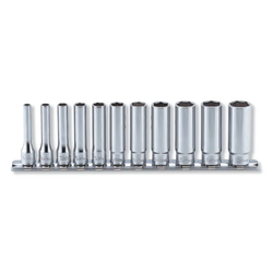"Hand Socket 1/4"" ""(6.35 mm) Hex Deep Socket Rail Set RS2300M/11"