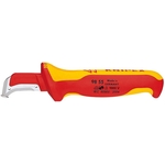 Insulated Electrical Work Knife 9855