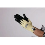"Cut-Resistant Gloves ""Bio-Grip Kevlar®"" (12 Pairs)"