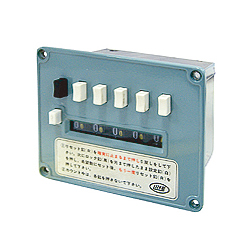 MCP-35 Series Preset Electromagnetic Counter