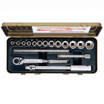 Socket Wrench Set (12-Sided Type) 1213A