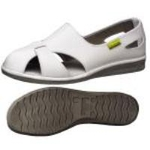 Anti-Static Work Shoes ELEPASS Cool N White