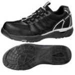 Toe Box Sneakers, Sky Walker MPV-01, black