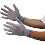 Static Electricity Diffusive Gloves (Non-Coated / 10 Pairs Included)