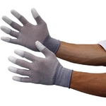 Static Electricity Diffusible Gloves MCG-801(Fingertip Coating / 10 Pairs Included)