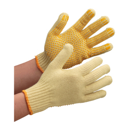 Cut-Resistant Gloves Yellow Guard with Anti-Slip