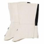 ML-1201 Canvas, Gaiters, Hook & Loop Fastener Type, White