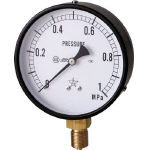 General Steam Pressure Gauge (A Type Vertical Type / ø100)