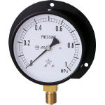 General Steam Pressure Gauge (B Type Vertical Type / ø100)