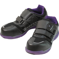 Ventilated Lightweight Pro Sneakers Mandom Safety Light (Velcro Type)