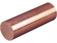 Oxygen-Free Copper Electrode Blank Round Bar Type (1 Piece Unit)