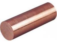 Electrode Blank Round Bar Electrode Chrome Copper