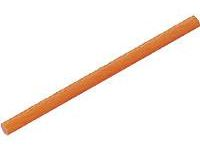 Ceramic Fiber Stick, Grindstone, Round Bar, Granularity #400 or equivalent (Orange)