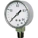 Small Pressure Gauge (A Frame Vertical Type / ⌀50)