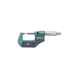 Digital Spline Micrometer: includes Main Body, Inspection Report/Calibration Certificate/Product Traceability System Chart