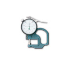 Dial Thickness Gauge: Includes Main Body, Inspection Report / Calibration Certificate / Product Traceability Diagram