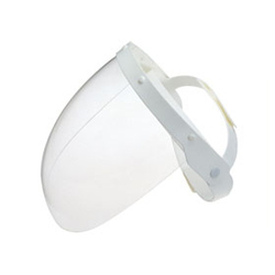 Curved Surface Type Face Shield