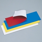 Magnetic Double-Color Sheet
