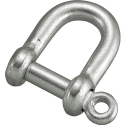 Screw Shackle Steel Operating Load (kN) 1.17–4.41