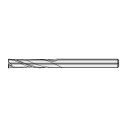 DXM 2-Flute Medium End Mill For Copper Electrode/Aluminum/Plastic