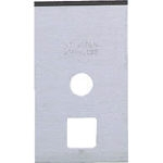 NT Replacement Blade, Scraper Replacement Blade, Blade Thickness 1 mm, Blade Width 28 mm
