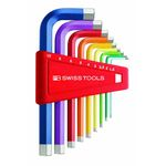 Hex Key Set (Rainbow)
