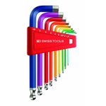 Hex Wrench with Ball Set (Rainbow)