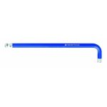 Ball End Long Hex Key (Blue)
