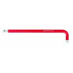 Ball End Long Hex Key (Red)