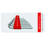 Short Head Hex Key Set