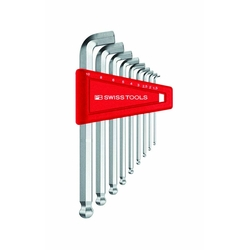 Short Head Ball End Hex Key Set
