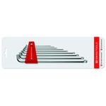 Short Head Ball End Long Hex Key Set