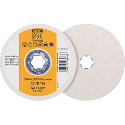 Disc Paper - Combination Click - Felt Disc