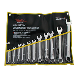 Combination Wrench set 11P
