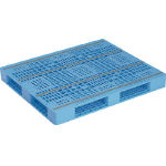Plastic Pallet, Suitable for Automatic Storage, Light Blue
