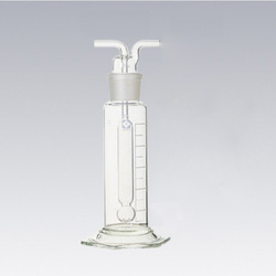 Ground Glass Joint Muenck Gas Washing Bottle
