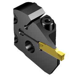 CoroCut SL Blade Screw Clamp For Fluting And End Surface Grooving 570-R/L123-C
