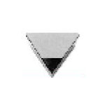 Sumi Diamond Chip T (Triangle) NF-TPGN