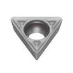 Triangle-Shape With Hole, Positive 11°, TPMT-MU, For Light To Medium Cutting