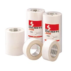 White Craft Tape No.500W